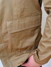 RIVER пиджак горчица