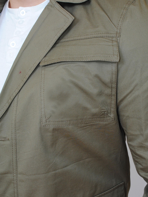 RIVER пиджак хаки