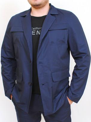 RIVER пиджак т.синий