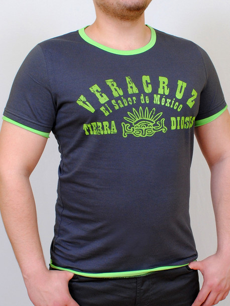 VERACRUZ футболка графит