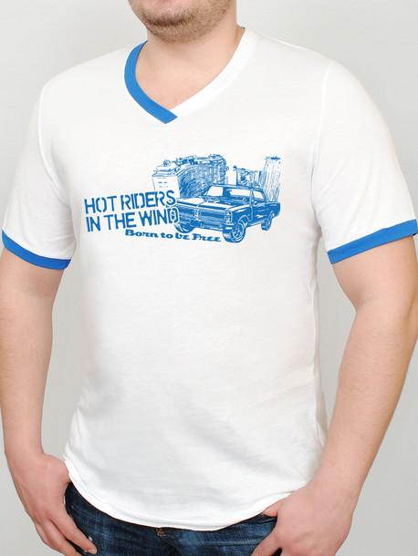 DOOGEE футболка белый