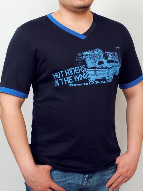 DOOGEE футболка т.синий