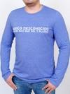 MEXICO LONG футболка длинный рукав т.синий