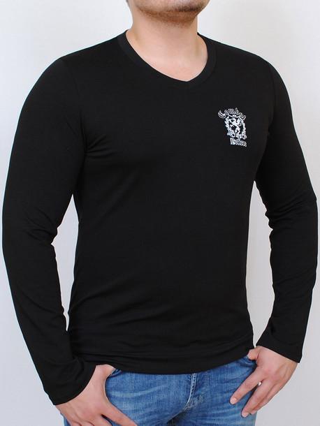 TOKEN LONG футболка длинный рукав черный
