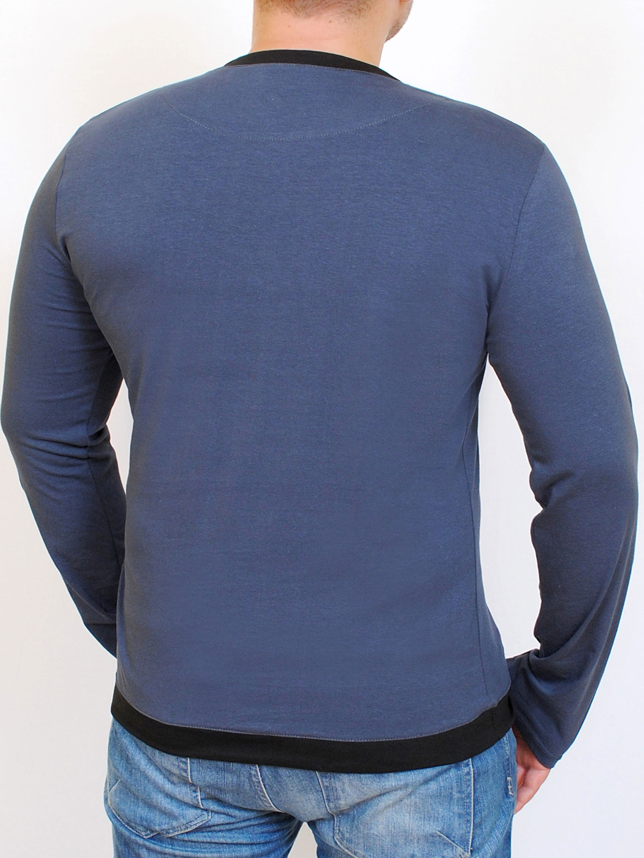 TOKEN LONG футболка длинный рукав маренго