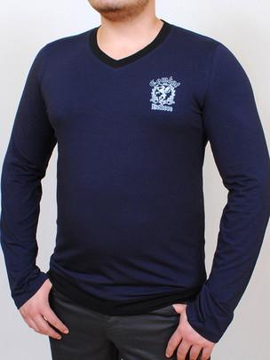 TOKEN LONG футболка длинный рукав т.синий