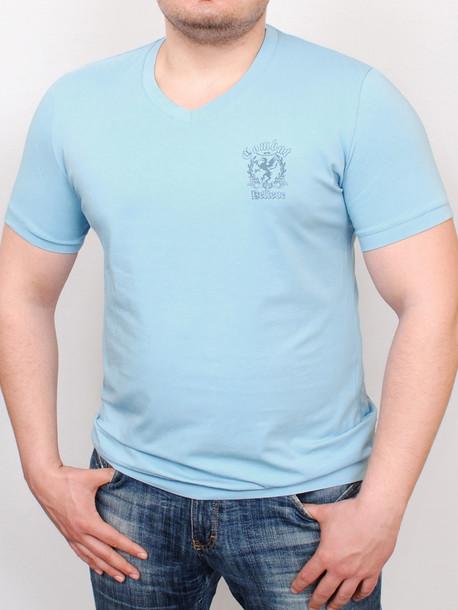 TOKEN футболка azure