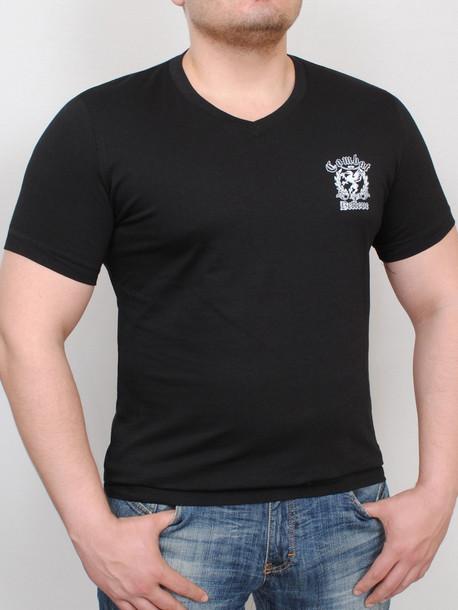 TOKEN футболка черный