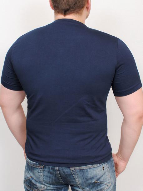 TOKEN футболка cyan