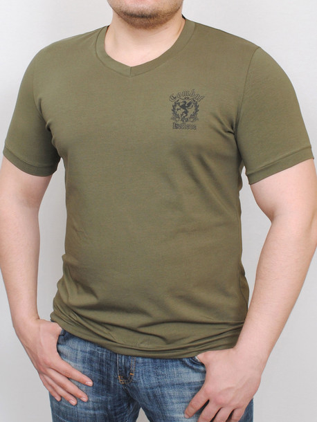 TOKEN футболка haki