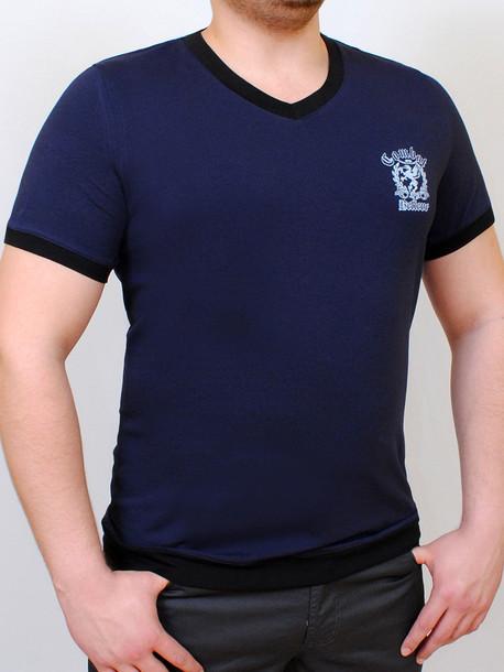 TOKEN футболка т.синий