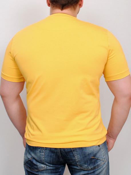 TOKEN футболка yellow