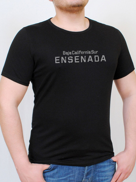 ENSENADA футболка черный