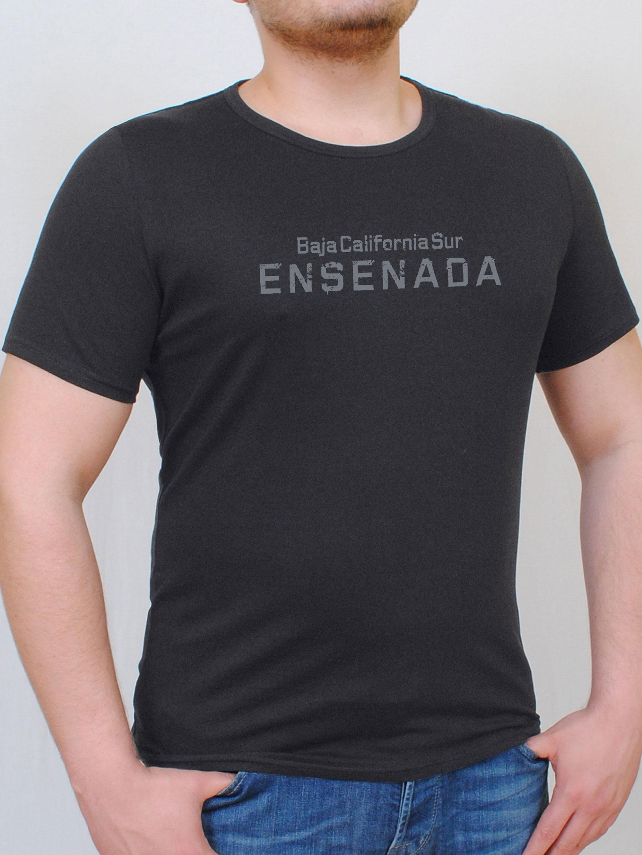 ENSENADA футболка графит