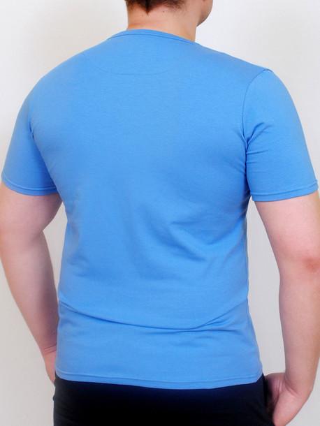 LEVEL футболка бирюза
