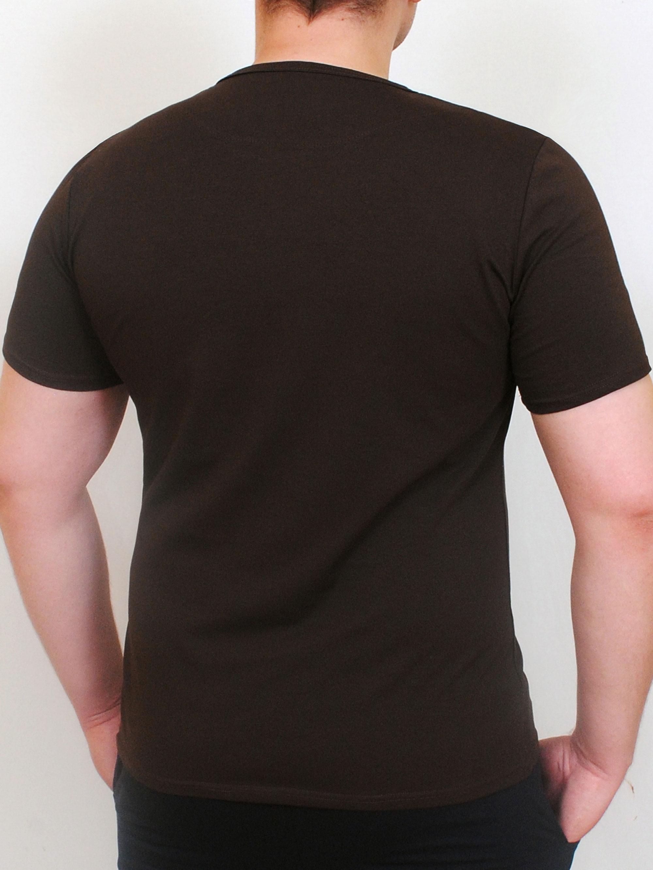 LEVEL футболка черный