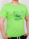 GETAWAY футболка салатовый