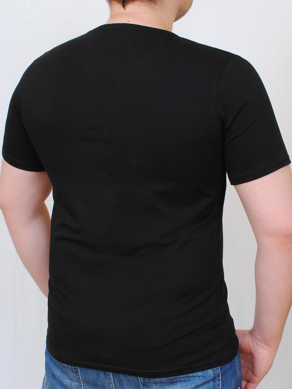 BROWN футболка черный