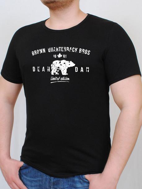 BROWN футболка графит
