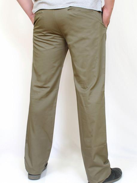 GREGORY брюки хаки