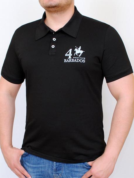 DUKE футболка черный