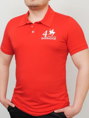 DUKE футболка красный