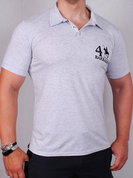 DUKE футболка меланж