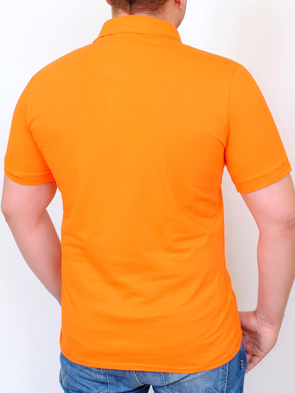 DUKE футболка оранжевый