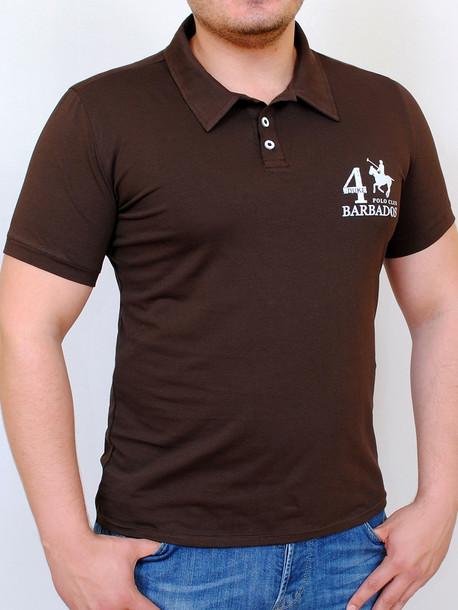 DUKE футболка шоколад