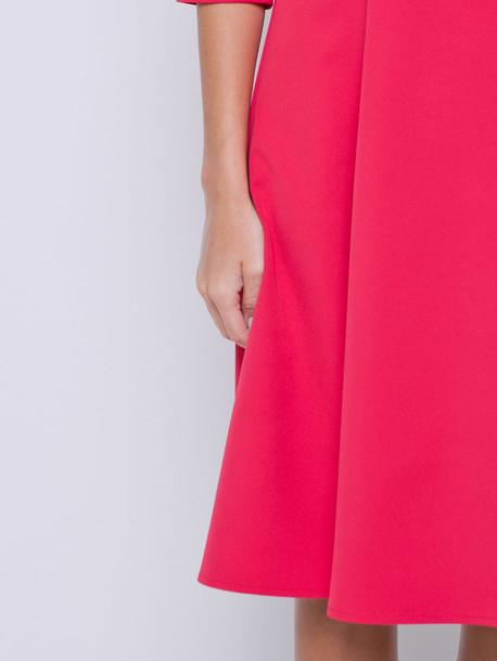 Злата платье амарант