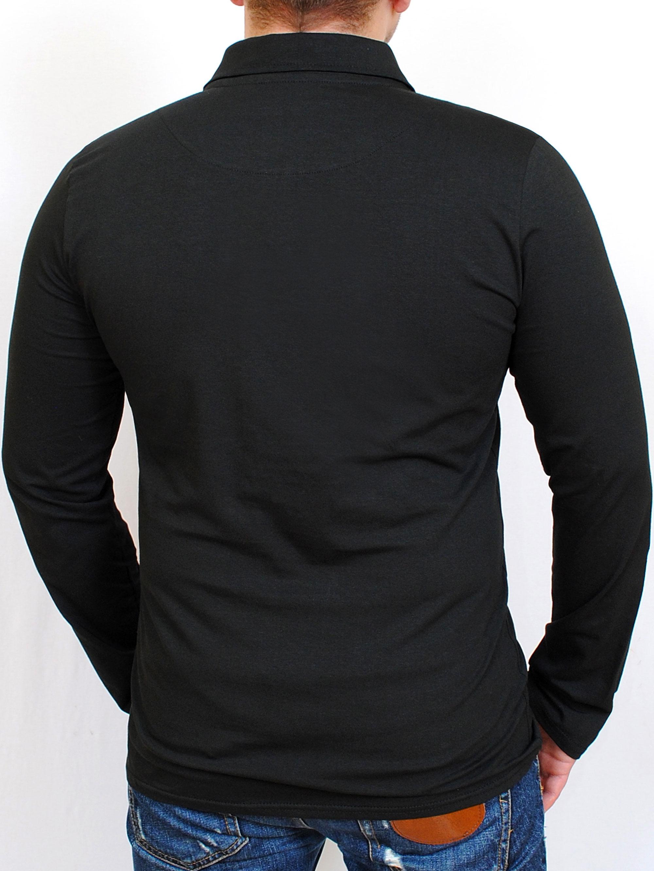DUKE LONG футболка длинный рукав маренго