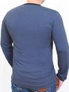 BRUT футболка длинный рукав маренго