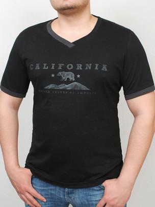 CALIFORNIA футболка черный
