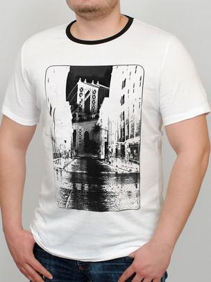 BROOKLYN футболка белый