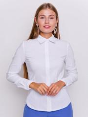 Лейла блуза белый