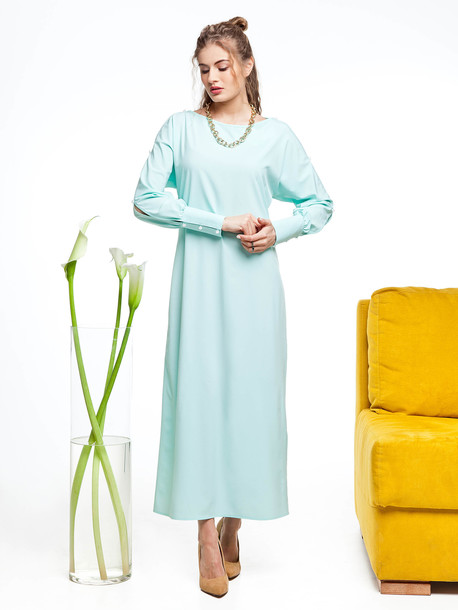 Арлен платье мятный