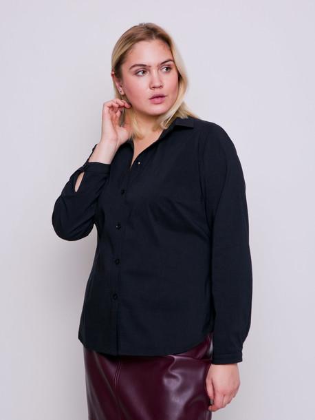 Эйлин блуза TRAND черный
