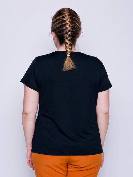 Сотирия футболка оникс
