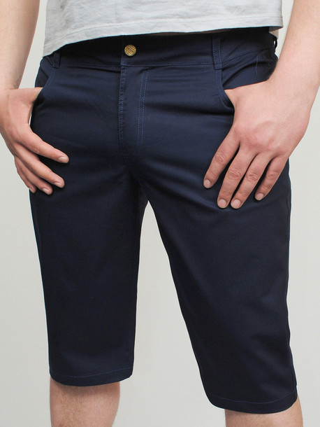ASPIRANT шорты т.синий