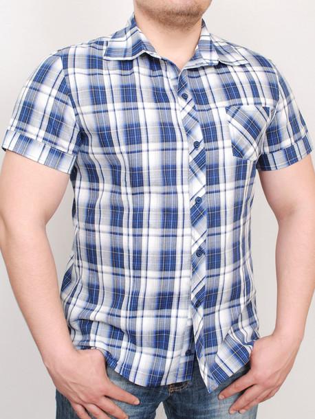 TEXAS рубашка blue