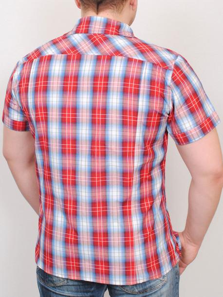TEXAS рубашка red