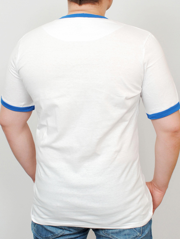 REVOLUTION футболка т.синий