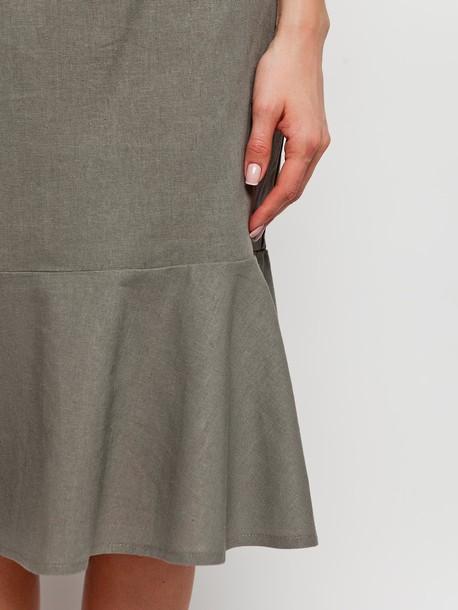 Доминика юбка горох