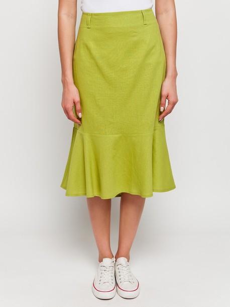 Доминика юбка киви
