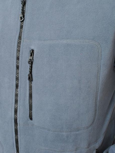 BARCELONA SPORT толстовка графит-св.серый