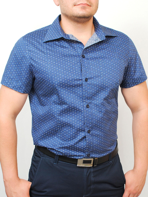 SICILIA рубашка т.синий