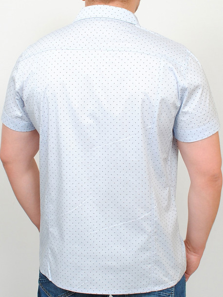 SICILIA рубашка св.синий