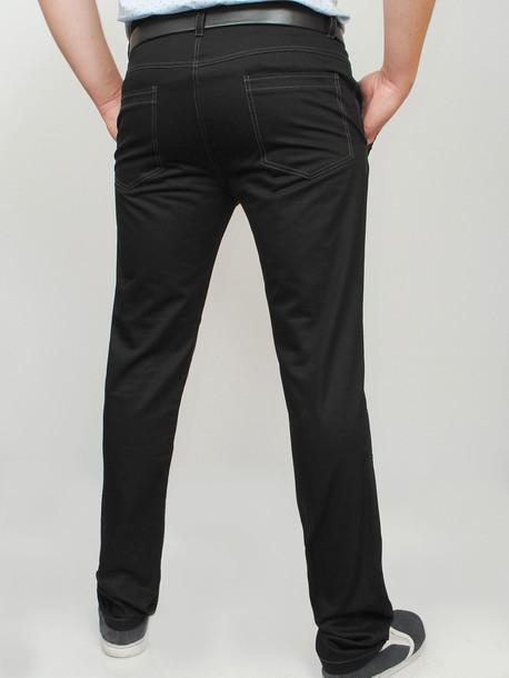 HUGO джинсы черный