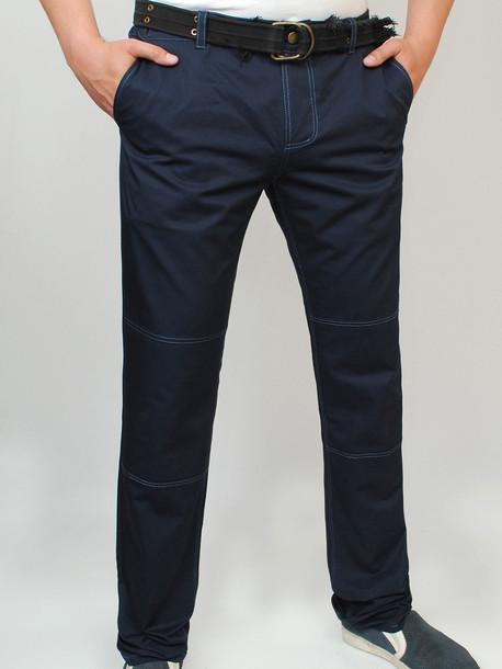 HUGO джинсы т.синий