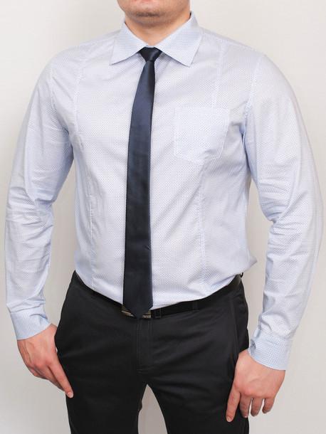 AMSTERDAM рубашка длинный рукав полукольца